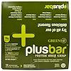 Greens Plus, Plusbar, Protein Whey Krisp, 12 Bars, 1.8 oz (50 g) Each (Discontinued Item)