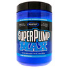 Gaspari Nutrition, SuperPump Max, Blue Raspberry Ice, 1.41 lbs (640 g)
