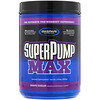 Gaspari Nutrition, SuperPump Max, Grape Cooler, 1.41 lbs (640 g)