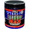 Gaspari Nutrition, SuperPump Max, The Ultimate Pre-Workout Supplement, Refreshing Orange, 5.64 oz (160 g)  (Discontinued Item)