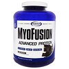 Gaspari Nutrition, MyoFusion, Advanced Protein, Milk Chocolate, 4 lbs (1.81  kg)