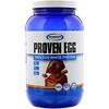 Gaspari Nutrition, Proven Egg, 100% Proteína de Clara de Ovo, Caramelo Salgado, 2 lb (900 g)