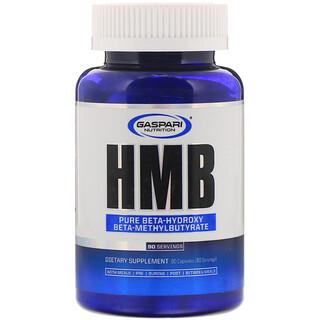 Gaspari Nutrition, HMB, 90 Capsules