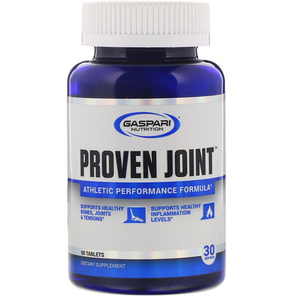 Gaspari Nutrition, Proven Joint, Athletic Performance Formula, 90 Tablets