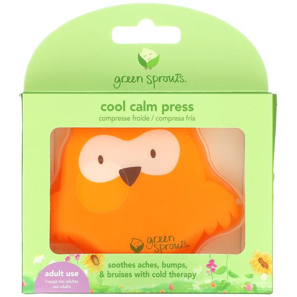 Cool Calm Press, Orange, 1 Count
