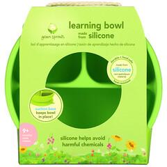 Green Sprouts, 學習碗,9 個月以上,綠色,1 個