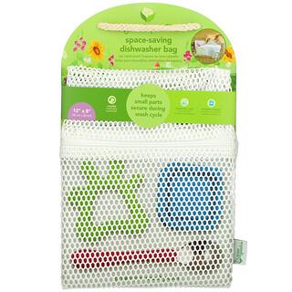 Green Sprouts, Space Saving Dishwasher Bag, White, 1 Bag