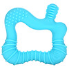 Green Sprouts, Molar Teether, 12+ Months, Aqua, 1 Teether