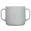 Green Sprouts, Learning Cup, 12+ Months, Gray, 7oz (207 ml)