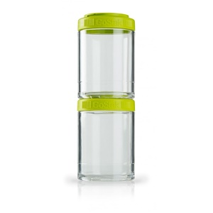 ГоуСтак, Portable Stackable Containers, Green, 2 Pack, 150 cc Each отзывы