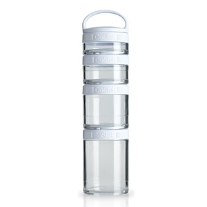 ГоуСтак, Portable Stackable Containers, White, Starter 4 Pack отзывы
