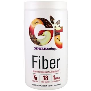 Genesis Today, Fiber, 10 oz (280 g)