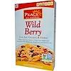 Peace Cereal, 低脂肪グラノーラ と フレーク状, Wild Berry, 10 オンス (284 g)