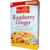Peace Cereal, Peace Cereal, Clusters & Flakes, Raspberry Ginger, 11 oz (312 g) (Discontinued Item)