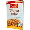 Peace Cereal, Peace Cereal, Clusters & Flakes, Walnut Spice, 11 oz (312 g) (Discontinued Item)