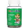 GummiKing, Echinacea Plus Vitamin C+ Zinc for Kids, Strawberry, Orange, Lemon, Grape, Cherry and Grapefruit, 60 Gummies