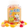 Gummi King, Fiber, 60 Gummies
