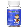 GummiKing, 儿童维生素 D,60 粒软糖
