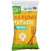 From The Ground Up, Cauliflower Pretzels, Original, 4.5 oz (128 g)