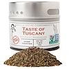 Gustus Vitae, Gourmet Seasoning, Taste of Tuscany, 0.6 oz (18 g)