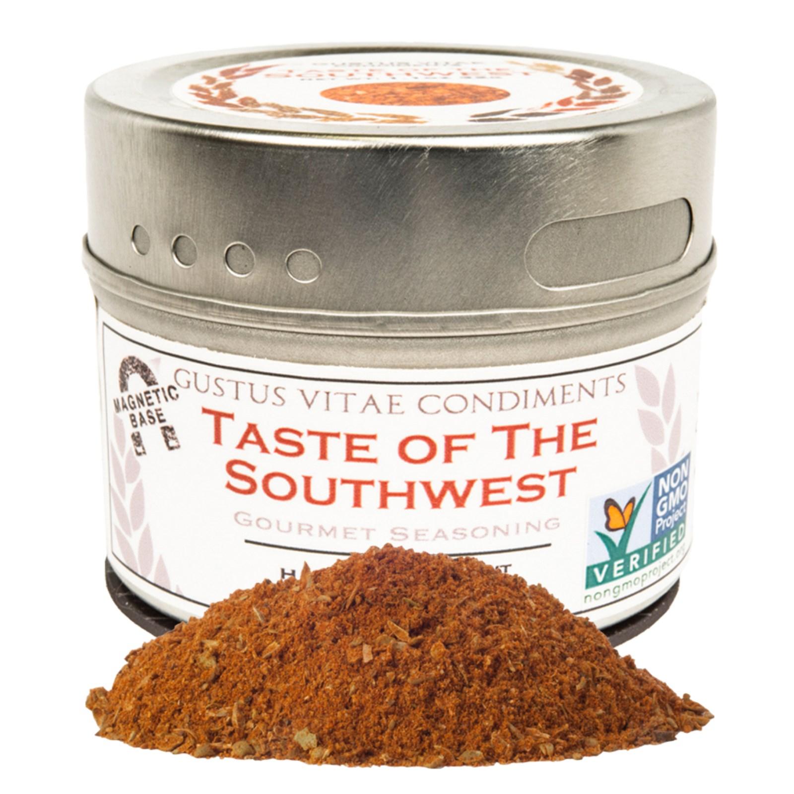 Gustus Vitae, Condimentos, Sazonador Gourmet, Sabor del Suroeste ...