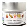 Gustus Vitae, Sal Gourmet, Sal de mar con miel cristalizada, 3 oz (80 g)
