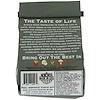 Gustus Vitae, Gourmet Salt, Italian Black Winter Truffle Sea Salt, 1 lb (453 g)