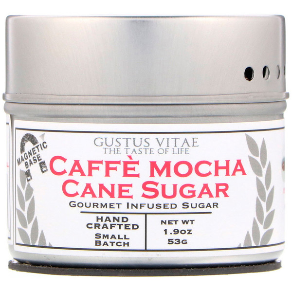 Cane Sugar, Caffe Mocha, 1.9 oz (53 g)