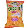Hain Pure Foods, PureSnax, Carrot Chips, 4 oz (113 g) (Discontinued Item)