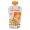 Happy Family Organics, Biologische SΣuglingsnahrung, herzhafte Mahlzeit äChick Chickô mit Huhn, 3. Phase, 4 oz (113 g)
