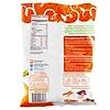 """Nurture Inc. (Happy Baby), """"Счастливый перекус"""", рисовые кексы с морковью, 1.4 унций (40 г) (Discontinued Item)"""