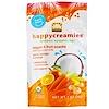 Happy Family Organics, happycreamies, Veggie & Fruit Snacks, Carrot, Mango & Orange, 1 oz (28 g)