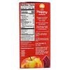Happy Family Organics, Happy Kid, органическое яблоко, свекла, клубника и киви, 4пакетика по 90г (3,17унции)
