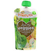 Happy Family Organics, Organics Happy Tot, Love My Veggies, Organic Spinach, Apples, Sweet Potatoes & Kiwi, 4.22 oz (120 g)
