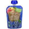 Happy Family Organics, Happy Kid, Organic Apple, Kale, & Blueberry, 4 Pouches, 3.17 oz (90 g) Each