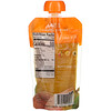 Happy Family Organics, Organic Baby Food, Stage 2, Clearly Crafted,  6+ Months, Pears, Pumpkin, & Passion Fruit, 4.0 oz (113 g)