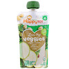 Happy Family Organics, Organics Happy Tot, Love My Veggies, Organic Zucchini, Pears, Chickpeas & Kale, 4.22 oz (120 g)