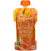 Happy Family Organics, Organic Baby Food, Stage 2, Clearly Crafted, 6+ Months, Sweet Potatoes, Mangos & Carrots, 4 oz (113 g)
