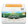 Happy Family Organics, Organics Happy Baby، تركيبة الرضع بالحديد، المرحلة الأولى، من الولادة حتى 12 شهرًا، 21 أونصة (595 جم)