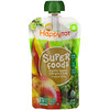 Happy Family Organics, Happy Tot, Stage 4, Super Foods, Organic Apples, Mangos & Kale + Super Chia, 4.22 oz (120 g)