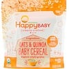 Happy Family Organics,  Clearly Crafted, Oats & Quinoa Baby Cereal, 7 oz (198 g)