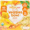 Happy Family Organics, Organics Happy Tot, Love My Veggies Bowl, Squash Ravioli, 4.5 oz (128 g)
