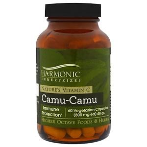 Хармоник Иннерпрайзис, Camu-Camu, 800 mg , 60 Veggie Caps отзывы