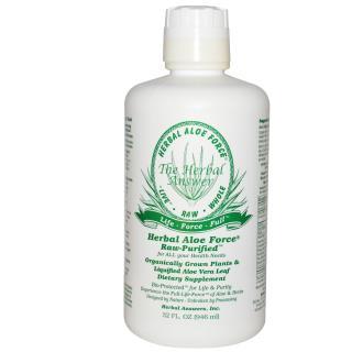 Herbal Answers, Inc, Herbal Aloe Force, 32 fl oz (946 ml)