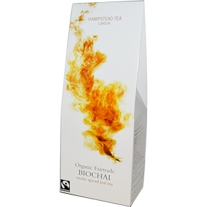 Хампстед Ти, Organic Fairtrade, Biochai Tea, 4.38 oz (125 g) отзывы