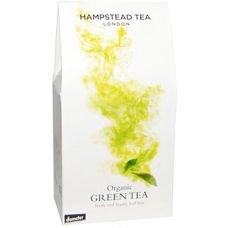 Hampstead Tea, Organic Green Tea, 3.53 oz (100 g)