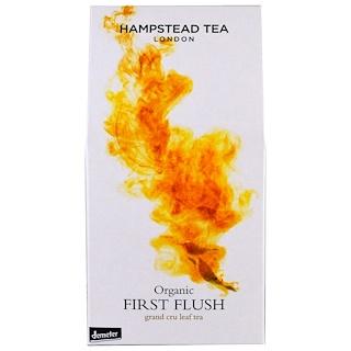 Hampstead Tea, Organic, First Flush Leaf Tea, 3.53 oz (100 g)
