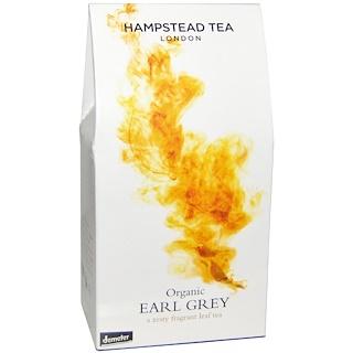 Hampstead Tea, Organic Earl Grey, 3.53 oz (100 g)