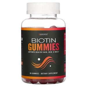 Havasu Nutrition, Biotin Gummies, 90 Gummies отзывы покупателей