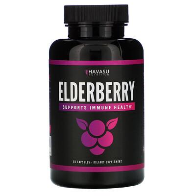 Купить Havasu Nutrition Elderberry, 60 Capsules